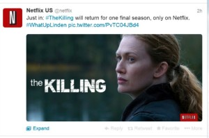 the killing returns
