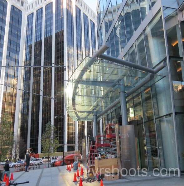 Set Fifty Shades Of Grey Turns Bentall 5 Tower Into Grey