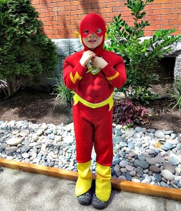 The Flash mini