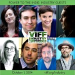 VIFF INDUSTRY guests