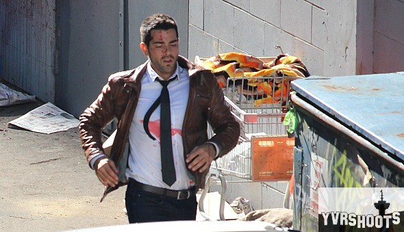 New Digital Movie Dead Rising 2 With Jesse Metcalfe Filming In