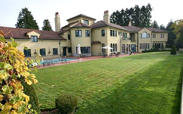 Location Fifty Shades Darker Books Vancouver Mansion Casa Mia For Masquerade Ball Filming Mid