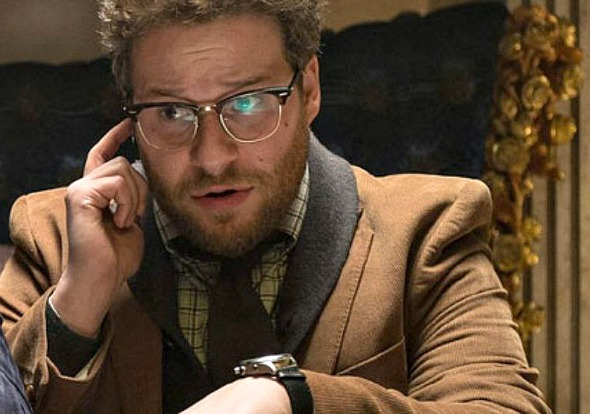 seth rogen the interview e