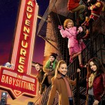 adventures in babysitting poster e