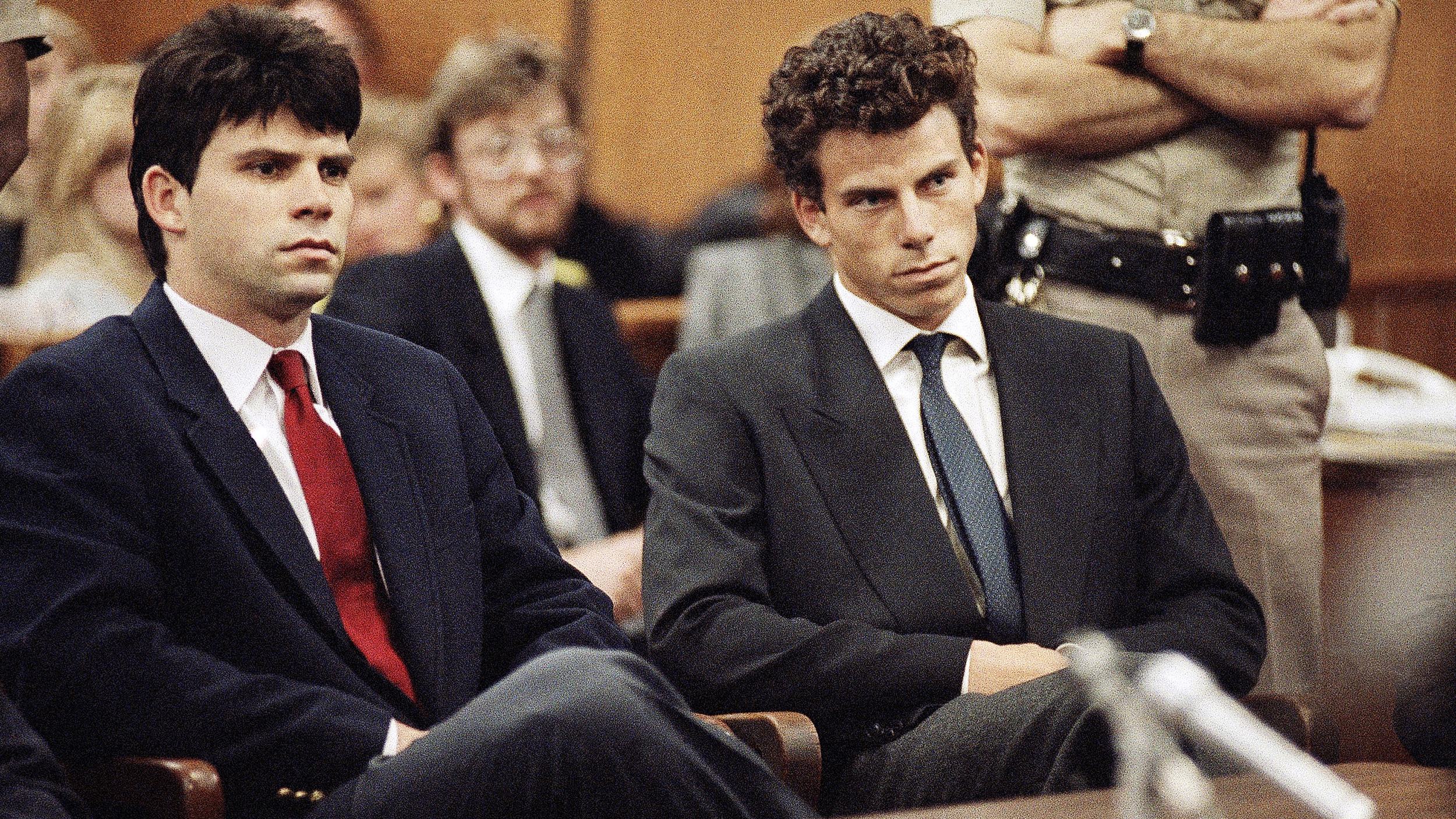 Menendez Brothers Trial 1990