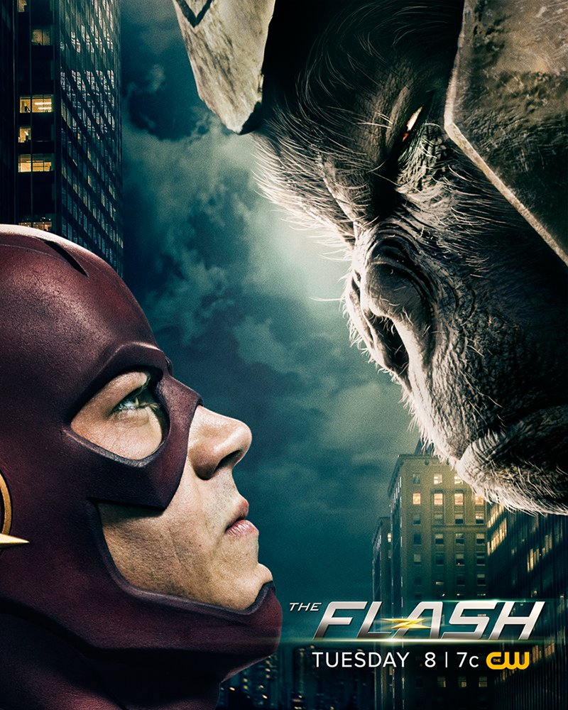 the flash - central city