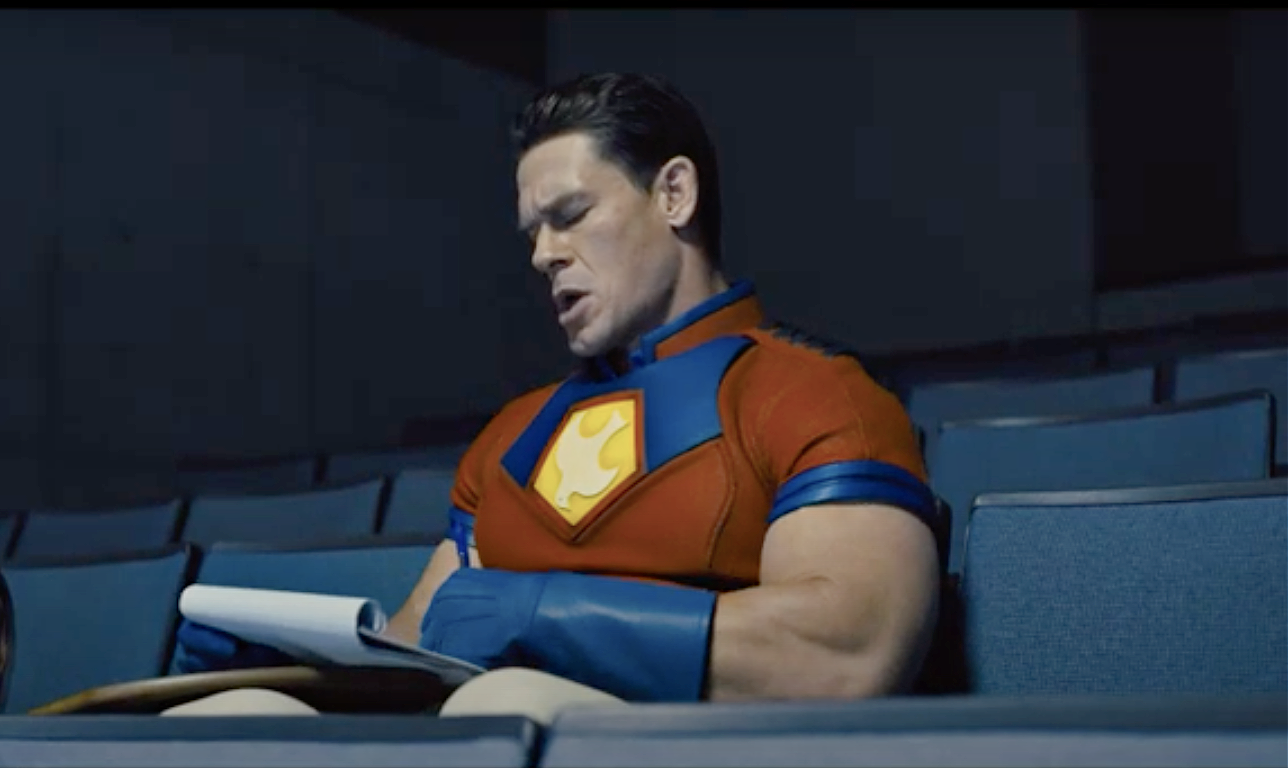 John Cena is perfectly cast in Suicide Squad